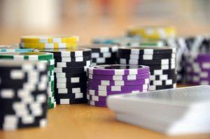 Jouer, Jeu De Cartes, Poker, Jetons De Poker, Puces